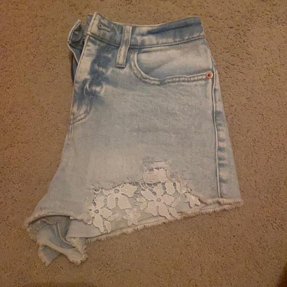 Favorite Jean short shorts